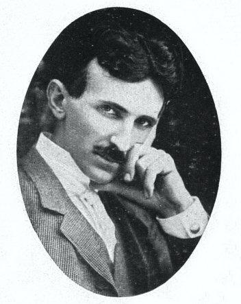 Mikuláš Tesla. - klikněte pro zobrazení detailu